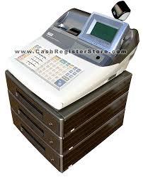 casio te 3000 cash register 3 cash drawers