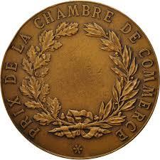 chambre de commerce boulogne sur mer 551882 medal chambre de commerce de boulogne sr mer 1956