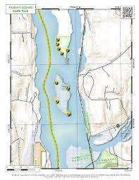 Hudson River Map Hudson River Islands State Park U2013 Andy Arthur Org