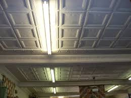 ceiling extra long ceiling lights with white american tin