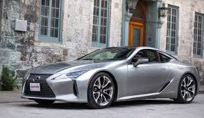 how much does a lexus lc 500 cost 2018 lexus lc 500h review autoguide com news