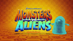 monsters aliens invading nickelodeon