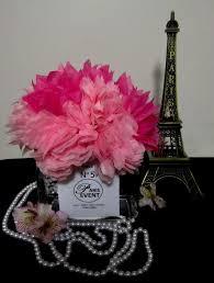 Paris Centerpieces Ideas by 14 Best A Paris Themed Party Images On Pinterest Themed Parties