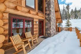 beautiful tatonka log home in breckenridge colorado luxury homes