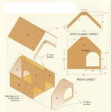 House Blueprints Free by How To Build A Dog House Dog Houses Porch And Dog