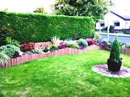 flower bed ideas small fall garden gardening design co garden trends