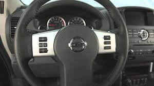 nissan pathfinder with rims 2012 nissan pathfinder heated steering wheel youtube