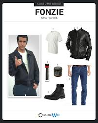 blazer halloween costume dress like fonzie costume halloween and cosplay guides
