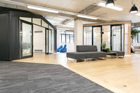 advance flooring brings movement and colour to newmarket office by
