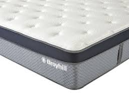 broyhill memory foam hybrid mattress platinum 1200 firm