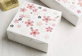 decorative paper boxes small pink decoration paper box cake packaging dessert box