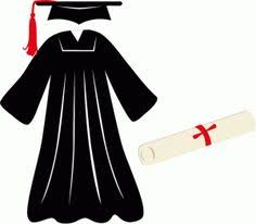 graduation robe gown clipart graduation robe pencil and in color gown clipart