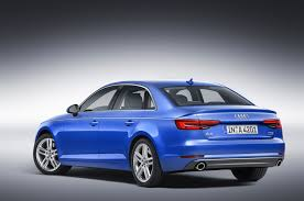 2017 audi a4 first look motor trend