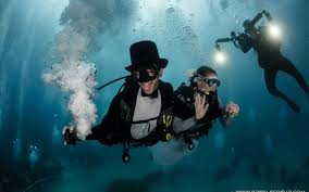 underwater wedding you could an underwater wedding in monte carlo travel leisure