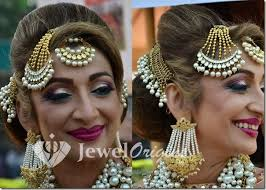 hair accessories for indian weddings jewelorigins indian designer gold and diamond jewellery indian
