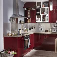 maison interieur bois design d u0027intérieur de maison moderne 21 cuisine rouge ilot