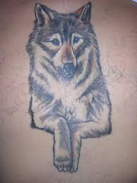 wolf tattoos designs pictures page 7