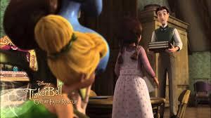 tinker bell fairy rescue sneak peek official
