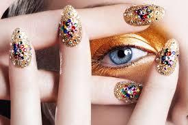 chic holiday nail trends mz mahogany chicmz mahogany chic