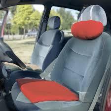 coussin de siege accessoires confort voiture futaine