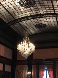 Ballroom Chandelier Longwood Gardens Ballroom Chandelier And Ceiling 2015 Picture Of