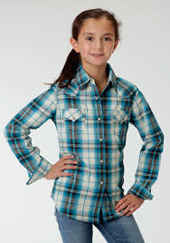 Plus Size Cowgirl Clothes Girls Western Shirts
