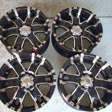 Used Rims Denver Best 4 Black Ultra Baron Wheels 20x9 For Sale In Denver Colorado