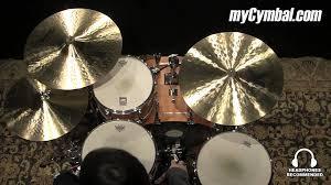 zildjian k light flat ride 20 zildjian 20 k light flat ride cymbal k0818 1022615i youtube