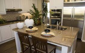 kitchen islands with seating for 2 3 tips how to apply kitchen island with seating kitchen remodel