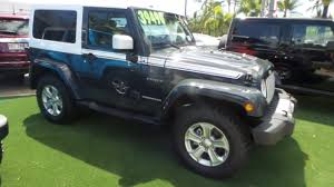 jeep rhino clear coat new 2017 jeep wrangler sahara sport utility in honolulu wj17325