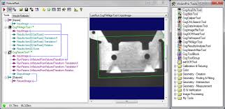 visionpro machine vision software features cognex