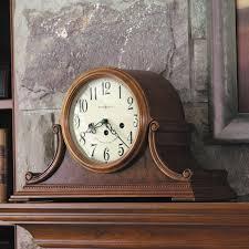 Herman Miller Clocks Howard Miller Thomas Tompion Mantel Clock Hayneedle