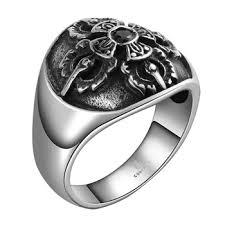 men rings style images Tryme brand euorpean style men rings 316l stainless steel jewelry jpg