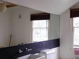 clever design large bathroom wall mirror on bathroom mirror home