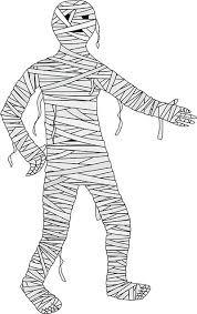 how to make a halloween mummy my happy halloween