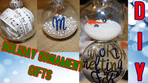 diy ornament gifts melting olaf lyrical and pearl