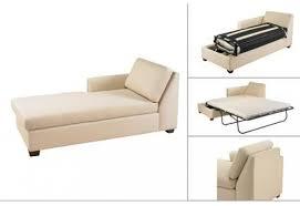 Sleeper Sofa With Chaise Lounge Chaise Lounge Sleeper Sofa
