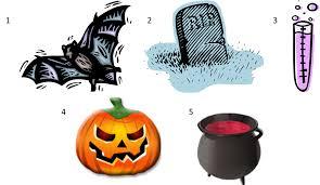 esl halloween vocabulary