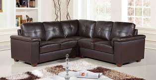 Living Room Decor With Brown Leather Sofa Furniture Bedford Brown Leather And Sofa Interior