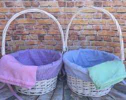 personalized easter basket liner easter basket liner etsy