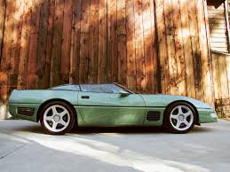 1991 corvette colors 1991 callaway corvette speedster corvette fever magazine