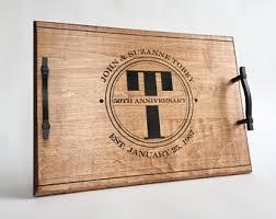 engraved wood tray etsy