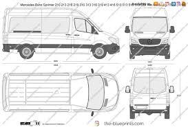 mercedes sprinter 313 internal dimensions 7 carros pinterest