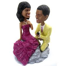 black wedding cake toppers black wedding cake toppers