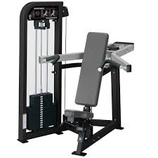 hammer strength select shoulder press savage strength