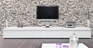Mural Horrifying Black And White Flower Wall Mural Intrigue