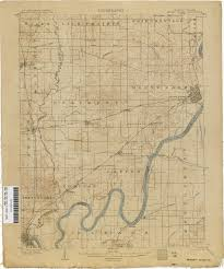 St Charles Illinois Map by