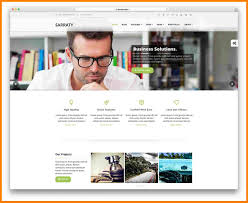 6 wordpress templates for business introduction letter
