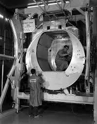 Lunar Module Interior Apollo Lm Crew Cabin Pressure Vessel Skin Collectspace Messages