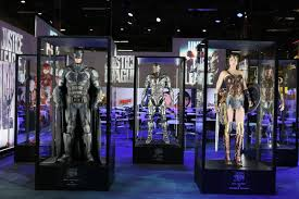 Wbcp Helps Fans Gear Halloween Warner Bros Brings U201cjustice League U201d Costumes